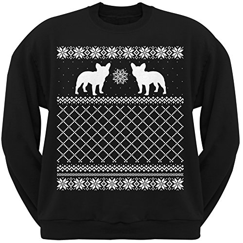 Best french bulldog sweater adult