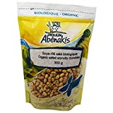 Abénakis - SOYA Nuts - Organic Eco-Friendly Value Products, GMO-Free, Natural Products - Salted Soynutty Crunchies, 300 g