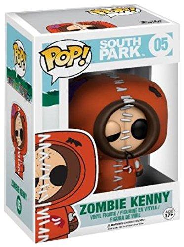 Funko Pop! SOUTH PARK Zombie Kenny #5 - South Stores Coast