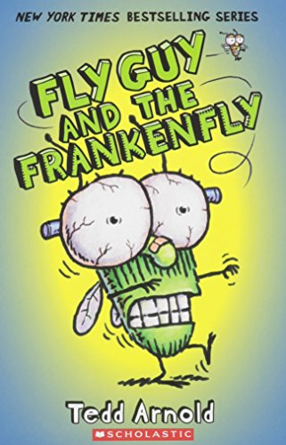 Fly Guy and Frankenfly