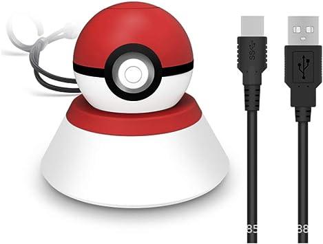 Soporte De Carga para Nintendo Switch Poke Ball Plus Controlle ...