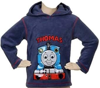 Thomas the Train Little Boys' Toddler Fleece Hoodie (4T)