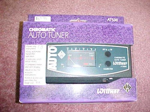 Wittner AT500 Musical Instrument Tuner Chromatic
