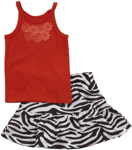 Carter's Toddler Skort Set - - Set Carters Skort