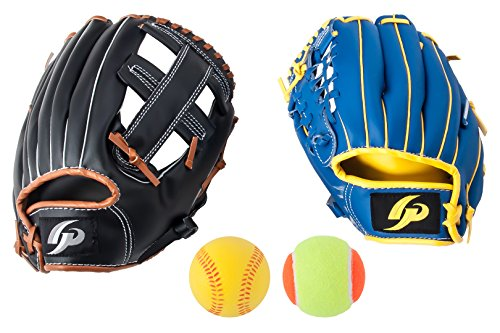 GP Parent-child Catchball Glove Baseball Set Parent Right Child Left by GP
