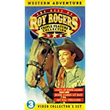 Roy Rogers 3 Video Collector's Set