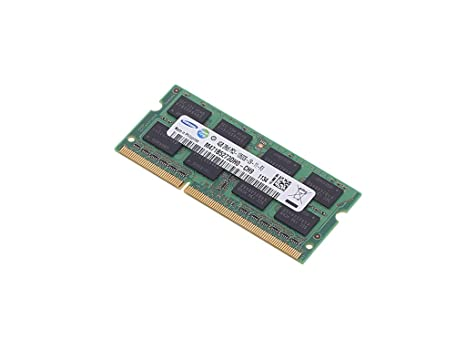 Samsung 4GB DDR3 1333MHz Unbuffered SODIMM módulo de - Memoria (4 GB, 1 x 4 GB, DDR3, 1333 MHz, 204-pin SO-DIMM)