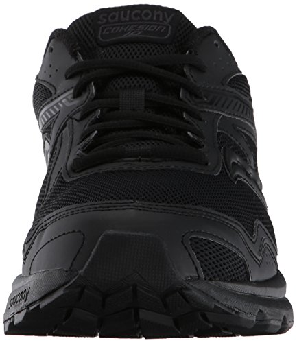 Size In 10 Black Footwear Saucony Cohesion Mens 41 XpqER7
