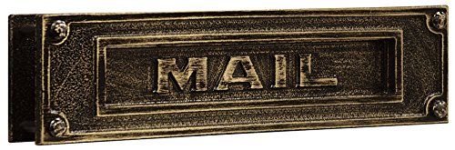 mail slots for doors - 8