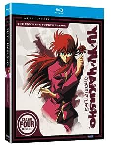 Yu Yu Hakusho: Season 4 (Classic) [Blu-ray]