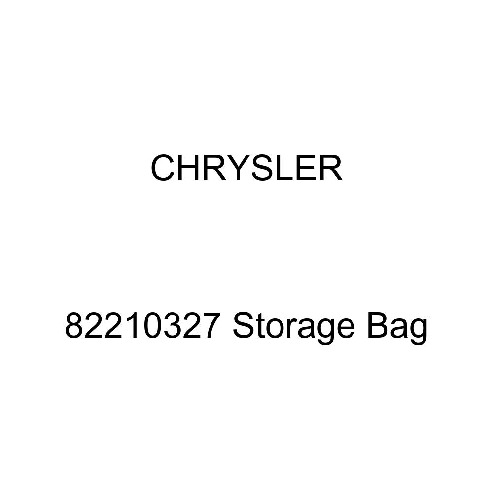 Chrysler Genuine 82210327 Storage Bag