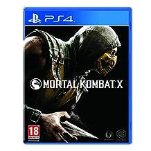 Mortal Kombat X (PS4) (輸入版)