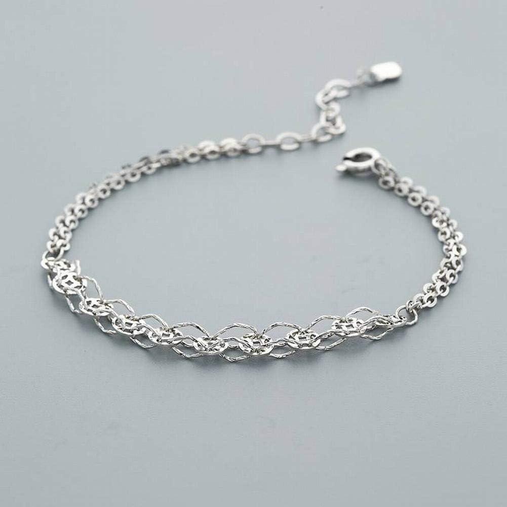 Bangles Bracelets Fashion Platinum Bracelet S925 Silver Bracelet Women Small Fresh K Gold Bracelet LOt