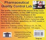 Pharmaceutical Quality Control Lab