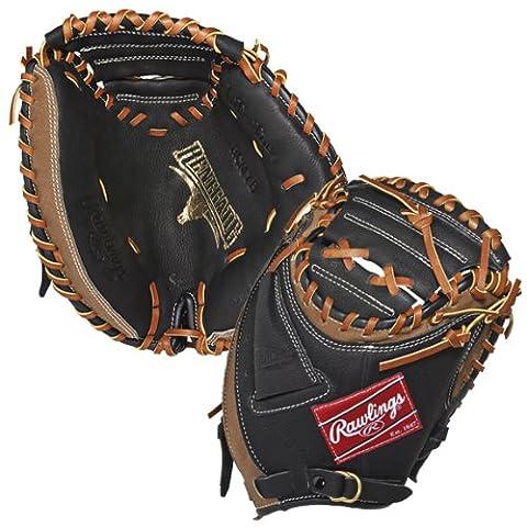 Rawlings Renegade Series 31.5-inch Catcher's Mitt, Left-Hand Throw (RCMYB)