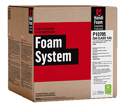 Fomo Products Inc. P10726 Handi-Foam E-84 Class 1 Two-Component Kits 205