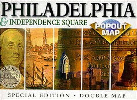 Rand McNally Philadelphia Popout Map USA PopOut Maps S ...