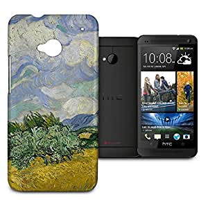 Phone Case For HTC One / HTC M7 - Vincent Van Gogh Fine Art Painting Hard Designer by lolosakes
