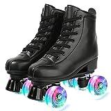 Redson Womens Roller Skates Four-Wheels Artificial
