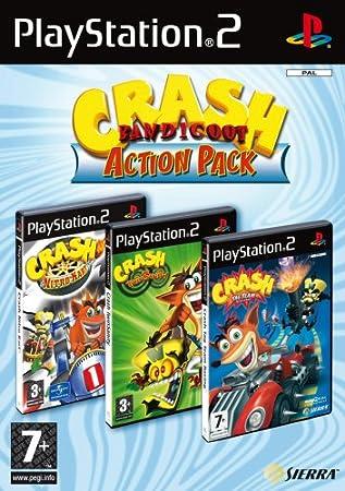 Crash Bandicoot Action Pack: Amazon.es: Electrónica