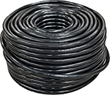 Vinyl Hydroponic Irrigation Flexible Hose Grow Supply 1/2inch 100FT