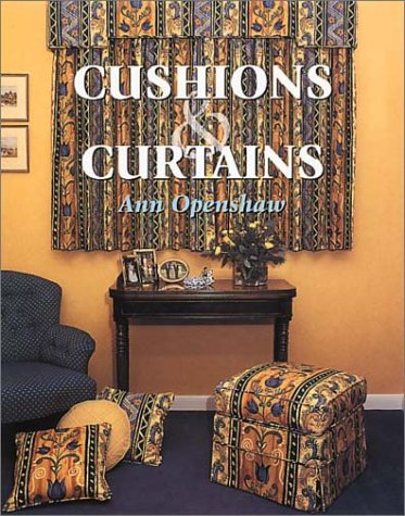 Cushions And Curtains  Art Of Crafts