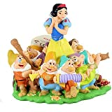 Bullyland - Disney Princess Money Coin Bank - Snow White & The Seven Dwarfs
