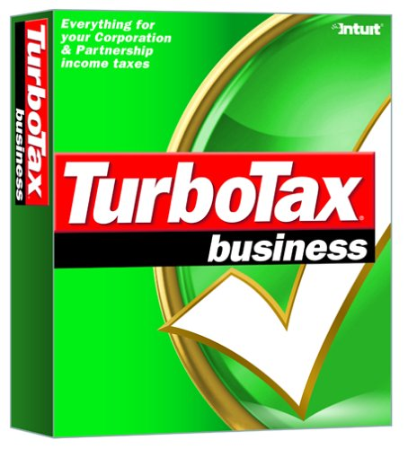 TurboTax Business 2003