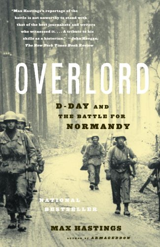 Overlord: D-Day and the Battle for Normandy pdf