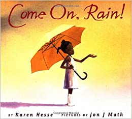 come on rain karen hesse jon j muth 9780590331258