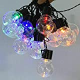 String Lights with Remote, Battery Powered 10 LED