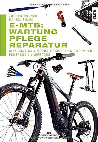 E-MTB: Wartung, Pflege & Reparatur: Sitzposition, Motor, Schaltung ...