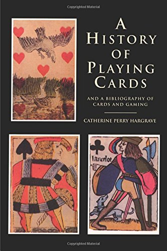 A History of Playing Cards por Hargrave