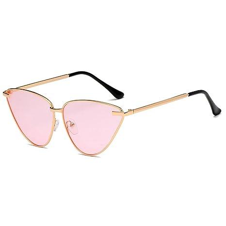 AOLVO Gafas de Sol polarizadas Forma de triángulo, Gafas de ...