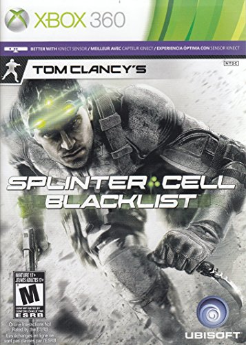 Tom Clancy's - Splinter Cell Blacklist