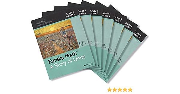 Amazon.com: Eureka Math Set Grade 4 (9781118965276): Great Minds ...