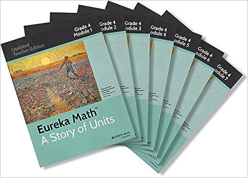 Amazon eureka math set grade 4 9781118965276 great minds books eureka math set grade 4 1st edition fandeluxe Gallery