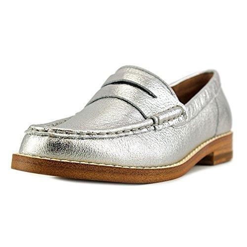 Kelsi Dagger Gabbywn Women US 6 Silver Loafer