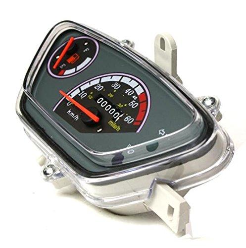 Tacho, Tachometer Cockpit China Roller Rex RS 450 500 Capriolo Baotian Quingqi QM50QT REAL Kreidler Flory Benzhou Citomerx