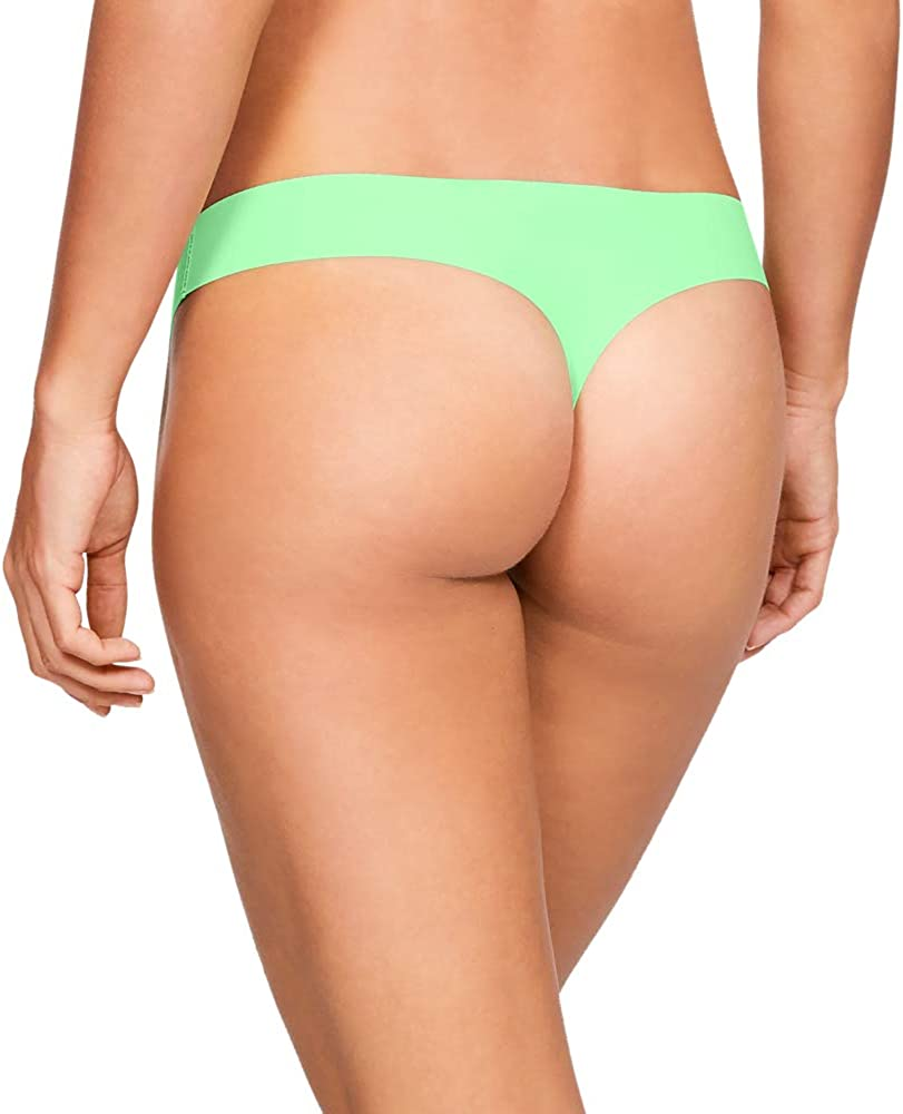 Under Armour Womens Thong Printed Underwear 3-Pack