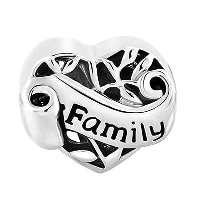FashionScences Family Charms Sale Cheap fit Pandora Chamilia Bracelet 7pUS6