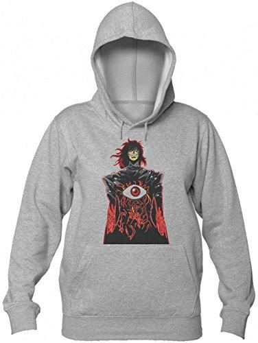 Hellsing Alucard Eye Women's Hooded Sweatshirt