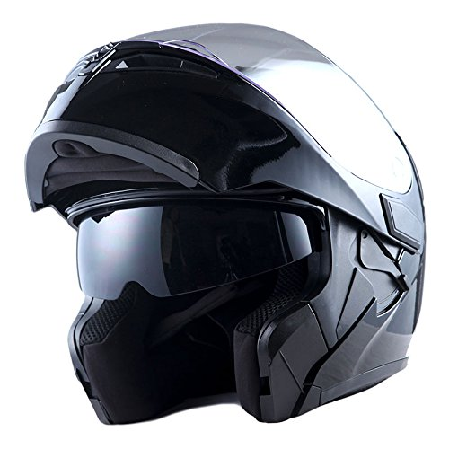 Flip Face Motorcycle Helmets - 7