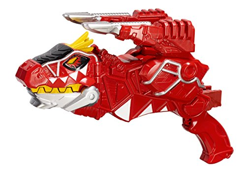 Power Rangers Dino Super Charge - T-Rex Super Charge Morpher (Power Rangers Ninja Steel Toys R Us)