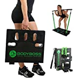 BodyBoss Home Gym 2.0 - Portable Gym Home Workout Package + Extra Set Of Resistance Bands - For Full Body Strength Training Workouts At Home or Anywhere You Take it.