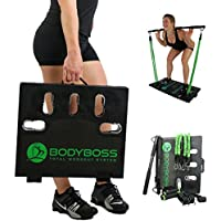 BodyBoss Home Gym 2.0 - Full Portable Gym Home Workout...