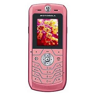 Motorola SLVR L6 - Teléfono móvil, color rosa