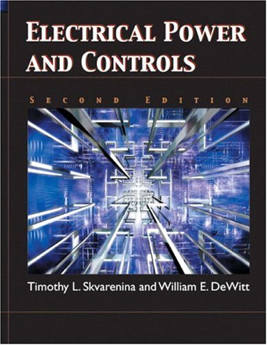 Electrical Power and Controls (2nd Edition)