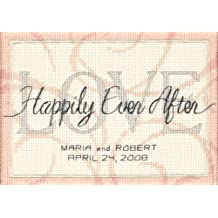 "65045 HAPPILY EVER AFTER W-7""X5"""