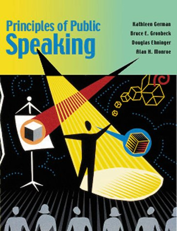 Principles of Public Speaking (14th Edition)